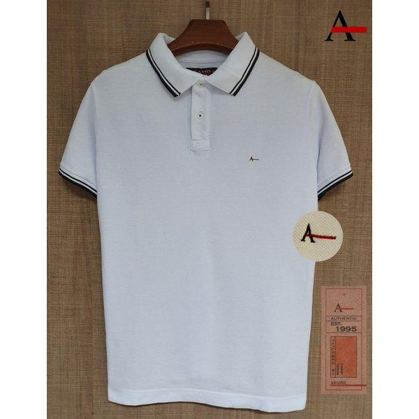 Camiseta Polo Aramis Branca