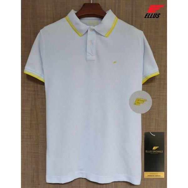 Camiseta Polo Ellus Branca