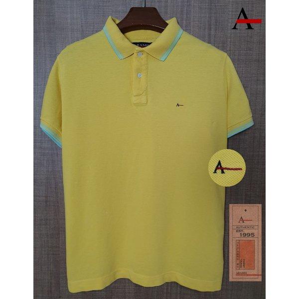 Camiseta Polo Aramis Amarela