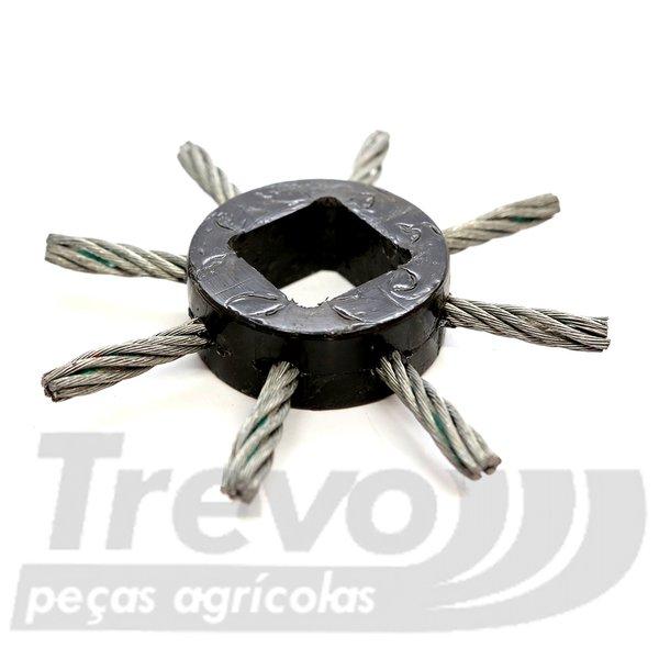Estrela Injetada P/ Rolo Recolhedor COD 1341322