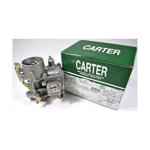 Carburador Fusca, Brasilia, Kombi motor 1500 e 1600 a gasolina. Carburador simples. Similar ao Brosol 112092