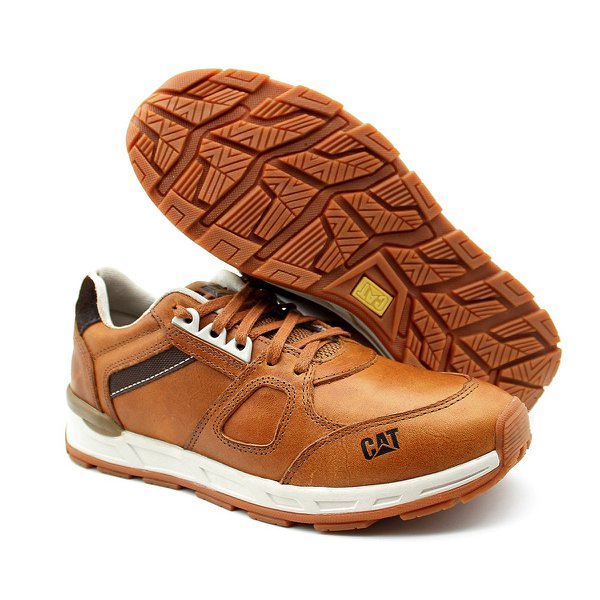 Tenis Caterpillar WoodWard cat Cevada