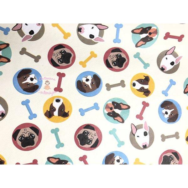 PVC DEKORAMA DOGS