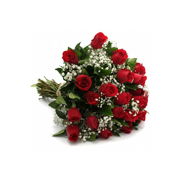 Buquê de Rosas Vermelhas – 30 Unidades