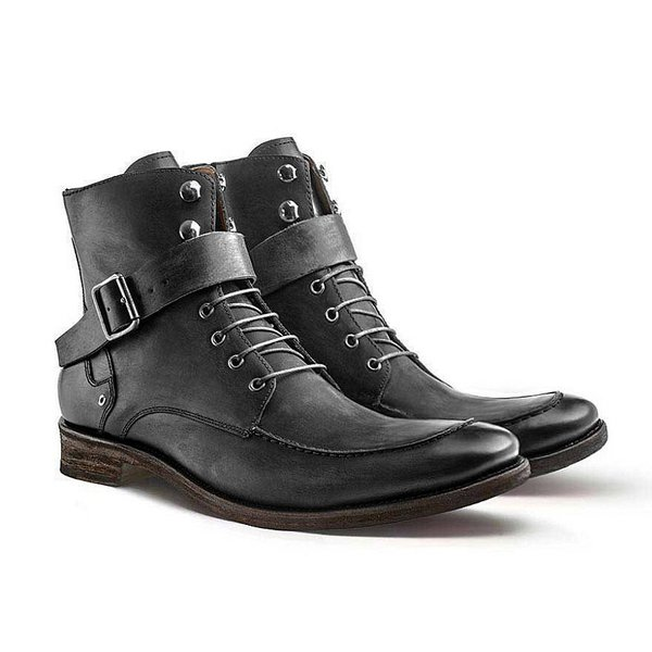BOTA MASCULINA PATRIOT BLACK