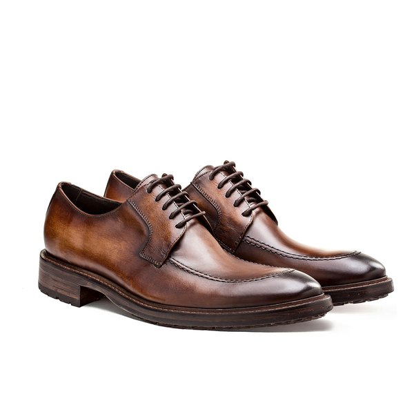 SAPATO MASCULINO DERBY MEMPHIS WHISKY