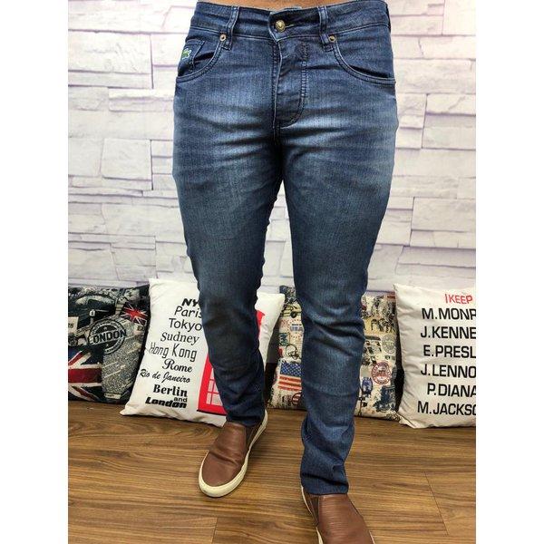 b13d76d6177cd Calça Jeans Lacoste