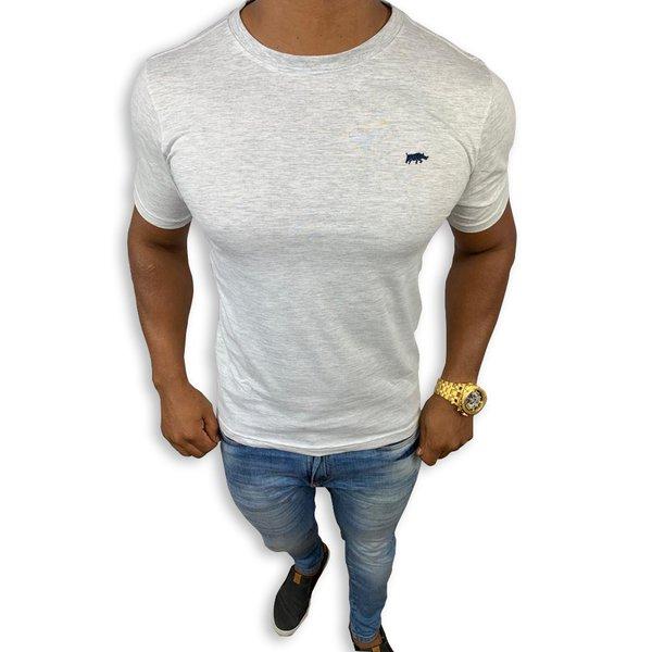Camiseta D'Graud - Cinza Claro