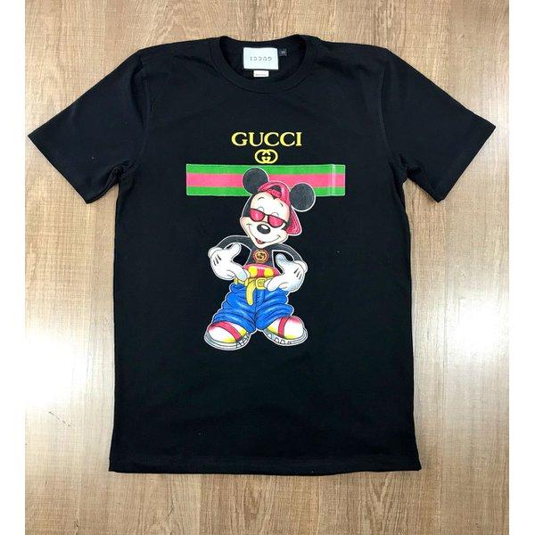 Camiseta Gucci - Mickey