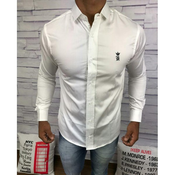 Camisa Manga Longa Sergio K Lisa