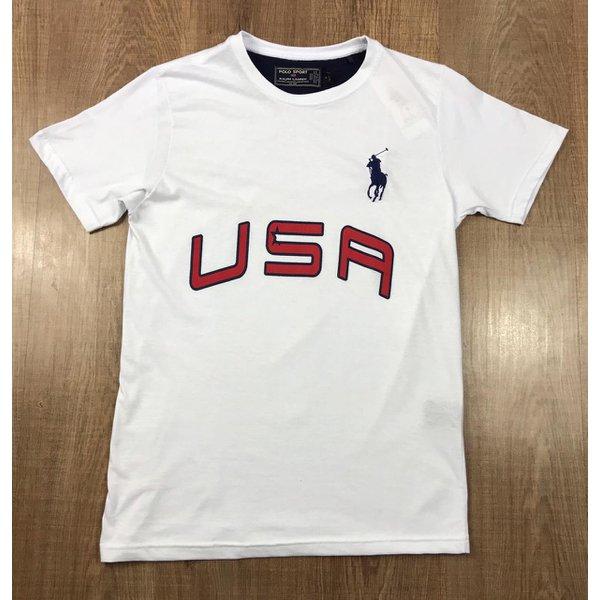 2a009e2a80165 Camiseta Ralph Lauren