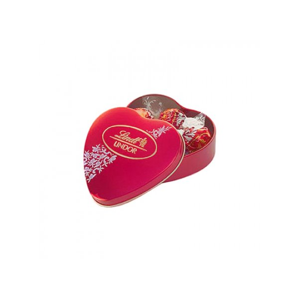 Lindt Heart Gift Box