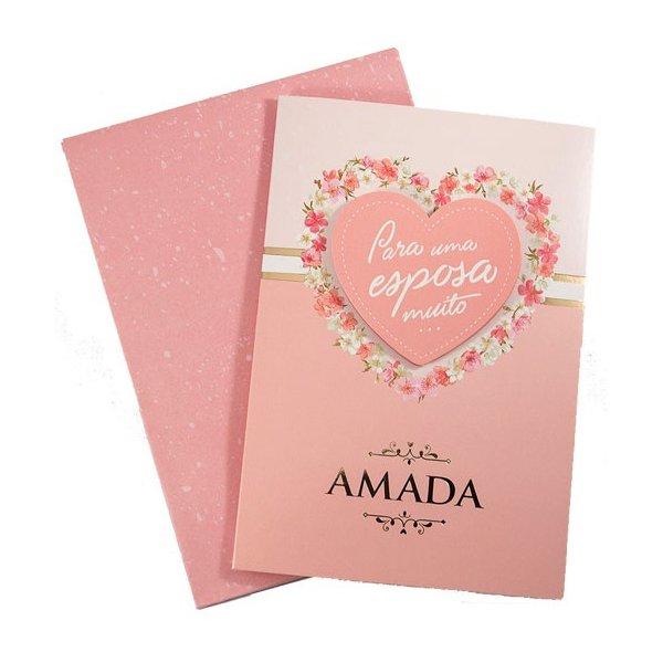 Cartão Esposa Amada