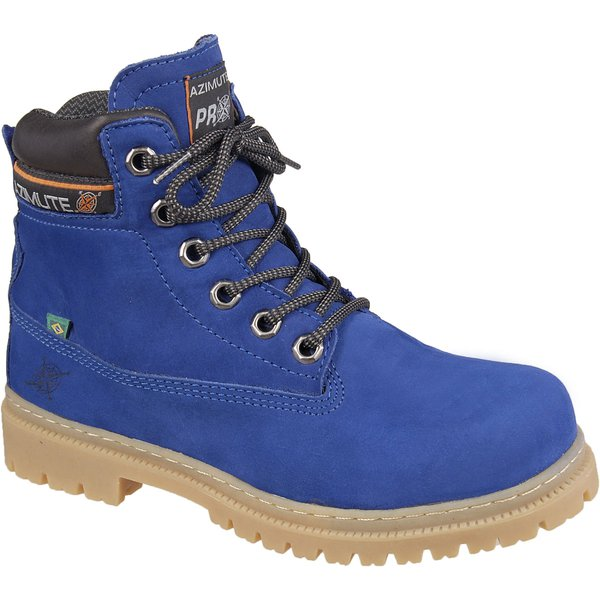 Bota Adventure Azimute - Terra - Azul Royal