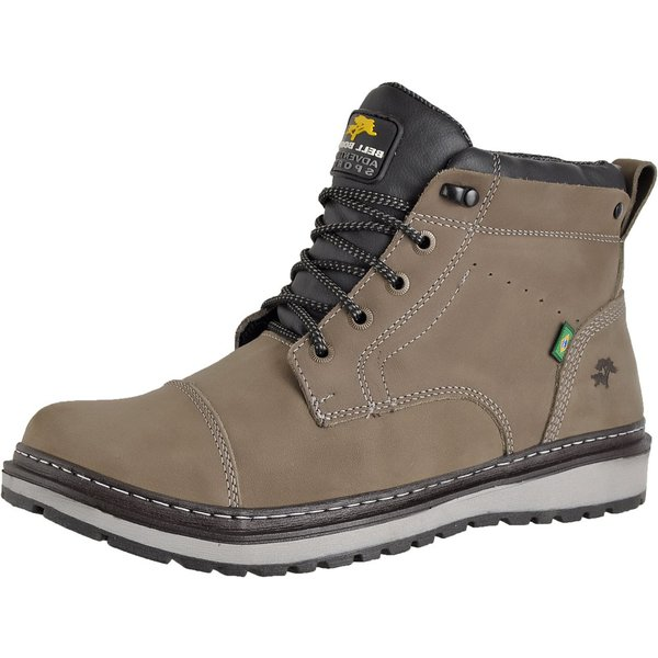 Bota Adventure / Casual - Bell Boots - 815 - Grafite
