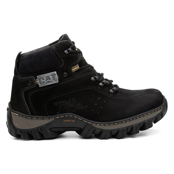 BOTA CATERPILLAR ADVENTURE - PRETO  71576c5fc5a