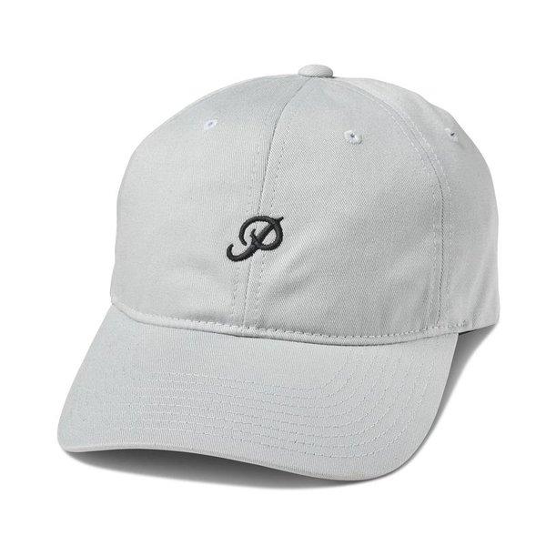 PRIMITIVE MINI CLASSIC P DAD HAT GREY