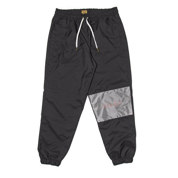 FLAT PANTS CLASS BLACK