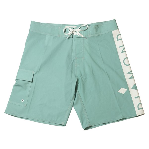SHORTS DIAMOND STRIPE VERDE