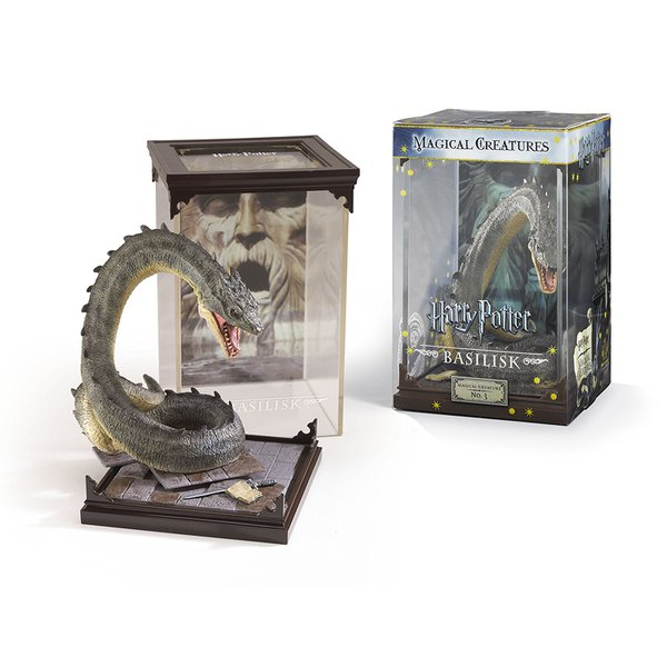 Harry Potter – Magical Creatures: Basilisk – Noble Collection