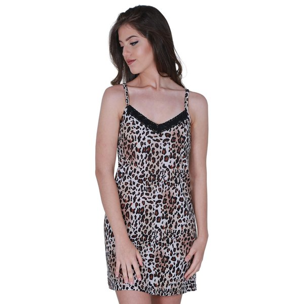 Camisola Adulto Liganete Animal Print