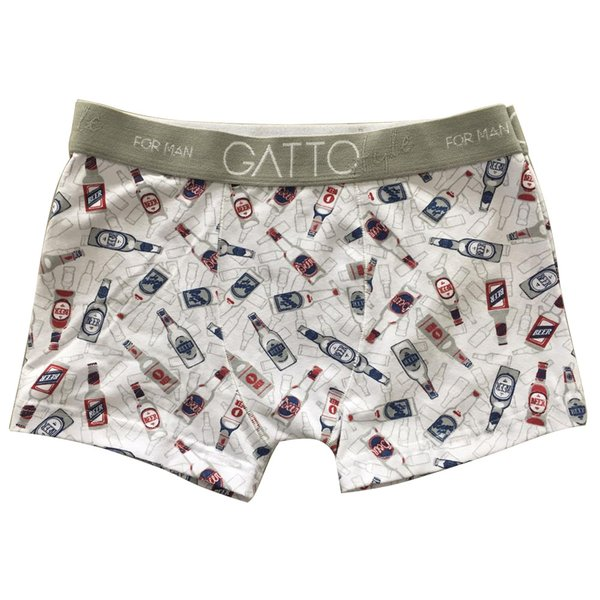 Cueca Boxer Cotton Beer