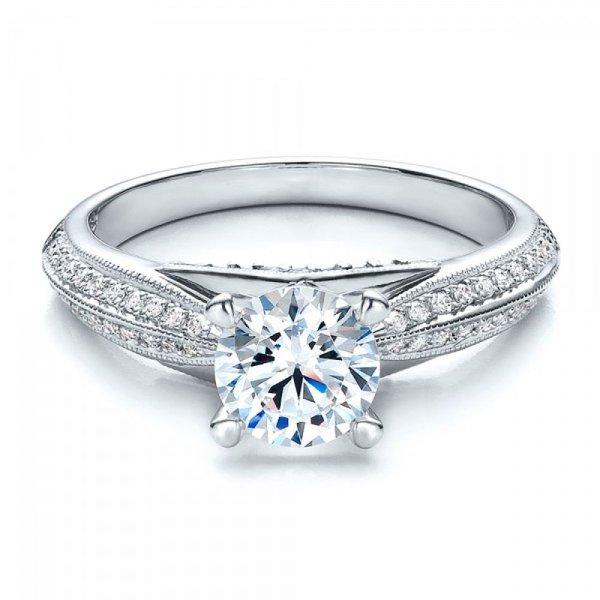 29ca046364fc1 Solitário com Diamante de 50 Pontos - 0715SOL   Helder Joalheiros
