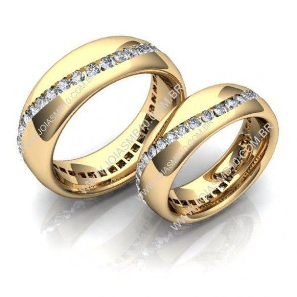 Alianças de Casamento Marília