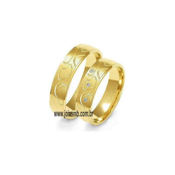 Alianças de Casamento Bocaiuva 6mm