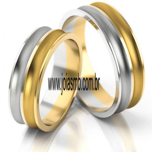 Alianças de Casamento Três Rios