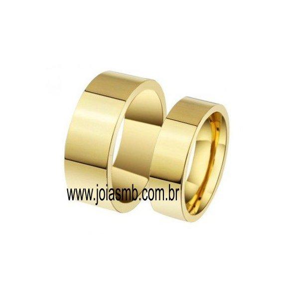 Alianças de Casamento 16 Gramas 7mm