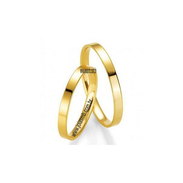 Alianças de Casamento 3 Gramas