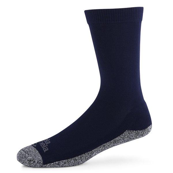 Meia Social / Casual Premium Azul Noite