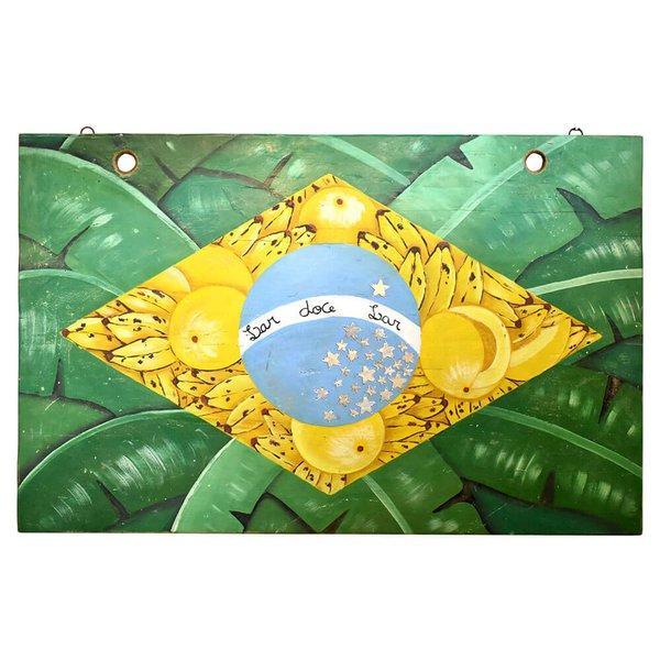 Painel Grande Bandeira do Brasil