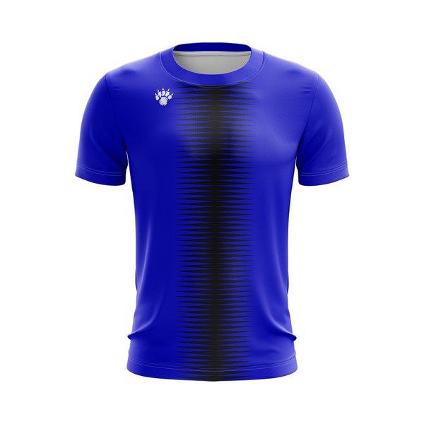 Camisa Casual Masculina Azul