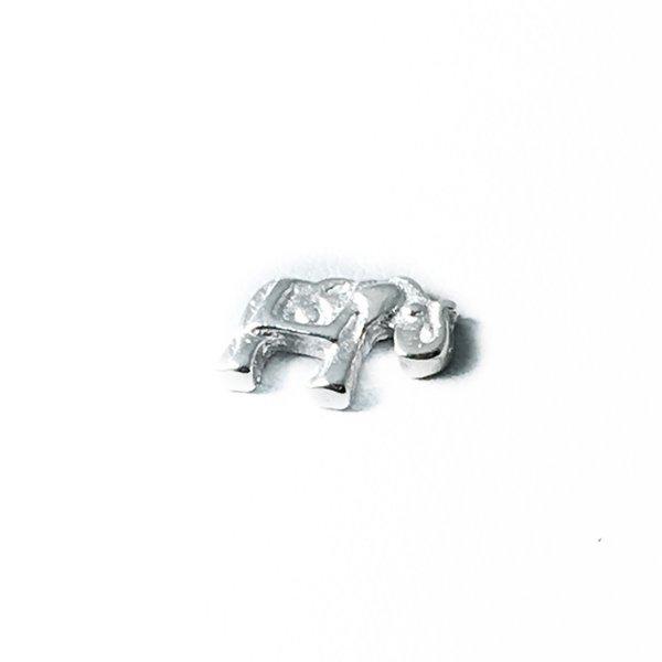 Pingente Elefante Memories Prata 925 Cápsula