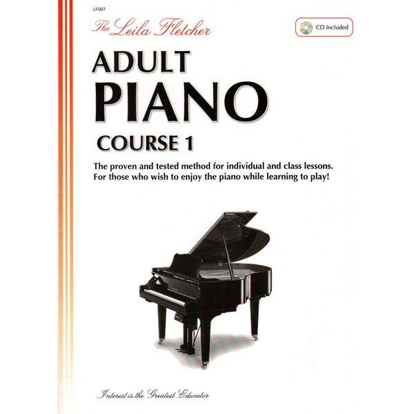 Método Para Piano Leila Fletcher (Adult Piano Course)