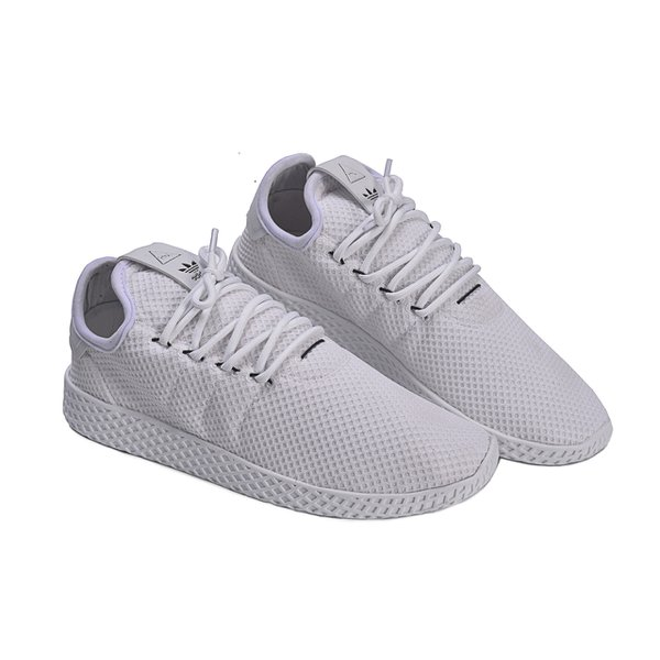 TENIS ADIDAS PHARREL WILLIAMS BRANCO