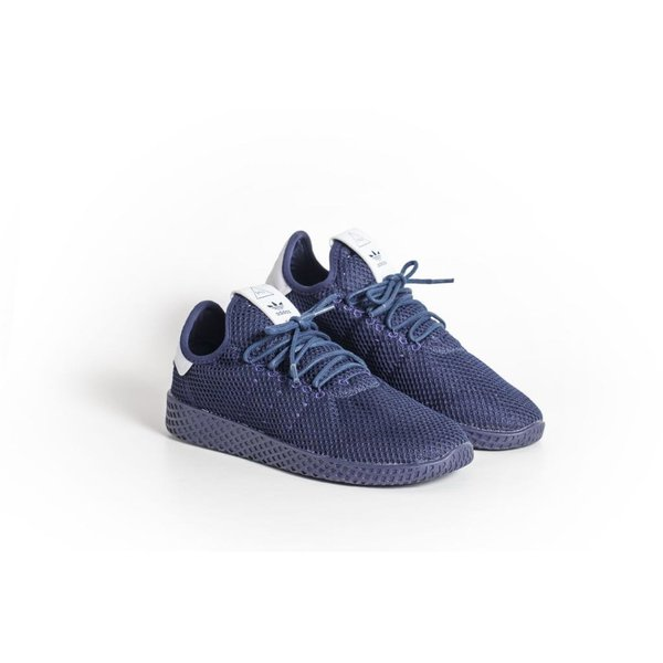 TENIS ADIDAS PHARREL WILLIAMS AZUL MARINHO MASCULINO