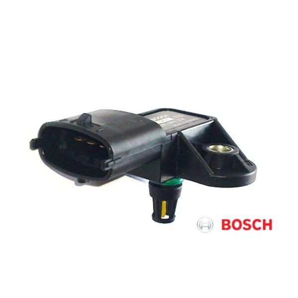 Sensor de temperatura e pressão do coletor Blazer e S10 MWM 2.8 eletrônico 2005/, Citroen Jumper 2.8 2005/ Fiat Ducato 2.8 2005/, Iveco Daily 2.8 2005/, Peugeot Boxer 2.8 2005/, Volkswagen 5-140 Delivery 3.0 2005/ e 8-150 Delivery 3.0 2005/