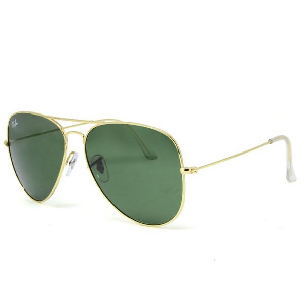 Óculos Ray Ban Aviador - Verde