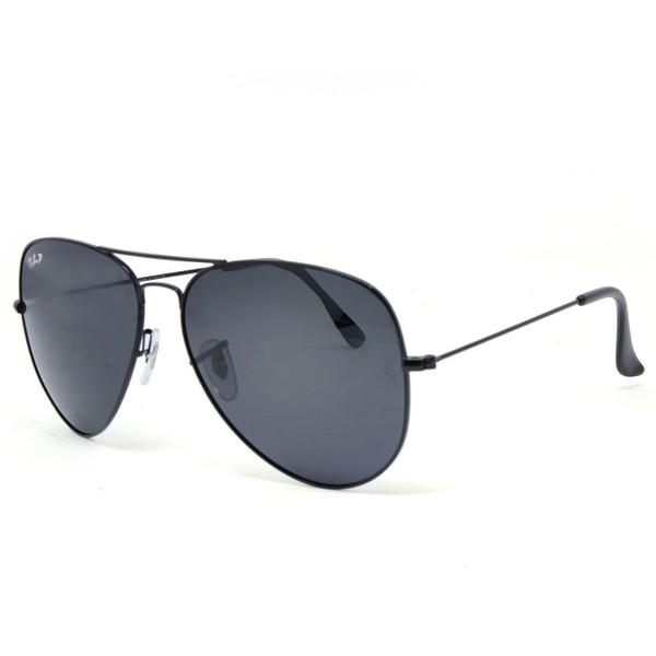 Óculos Ray Ban Aviador - Preto