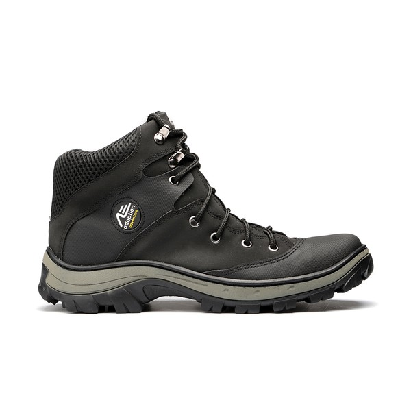 Coturno Masculino Adventure Adaption Thunder Preto