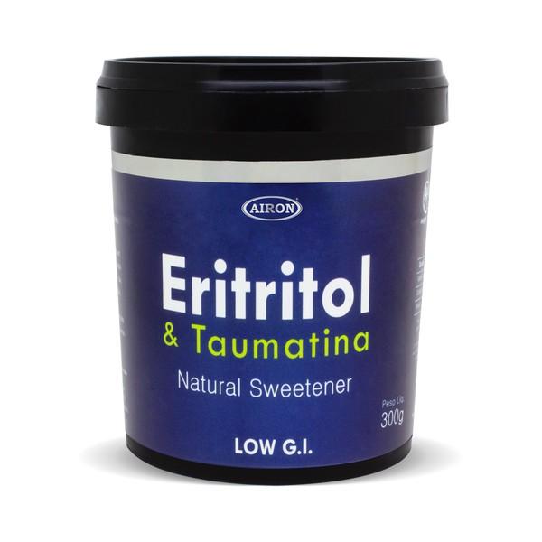 Adoçante Natural Eritritol e Taumatina 300g Finesweet