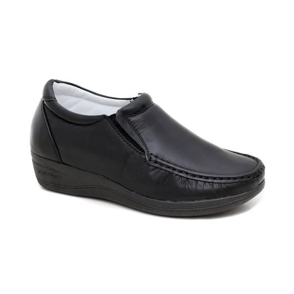 Sapato confort feminino