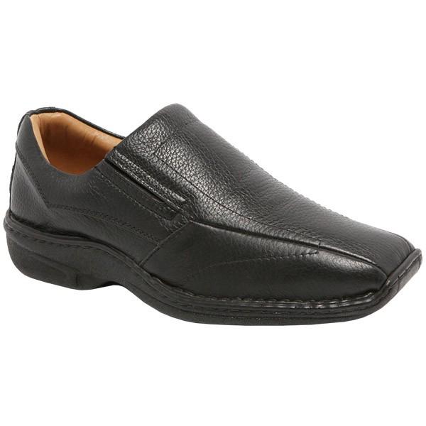 Sapato Comfort Relax Couro