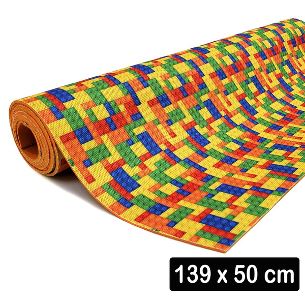 2 MM EVA COBERTURA ESTAMPADO STREET (139X 50 Cm)
