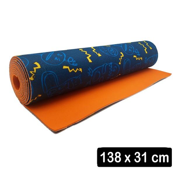 2 Mm Cobertura Estampa Monstrinhos g (130 x 31 Cm)