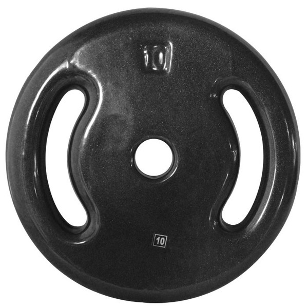 Anilha Emborrachada 10 kg