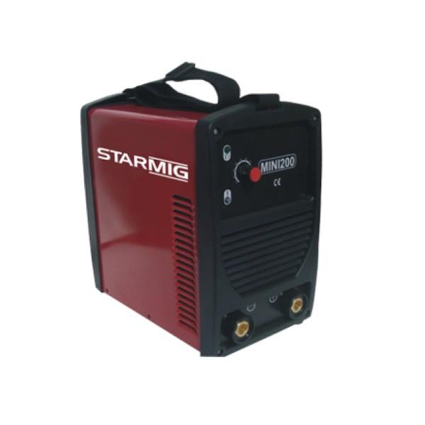 INVERSOR SOLDA TIG/RET 200A - STARMIG